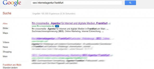 SEO Beratung und Betreuung