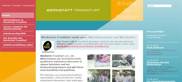 Werkstatt Frankfurt