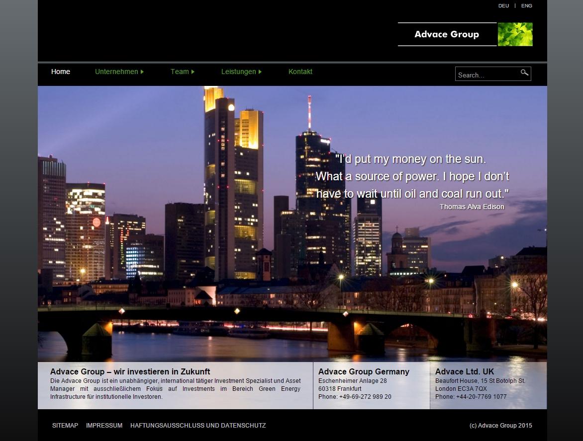 Advace Group