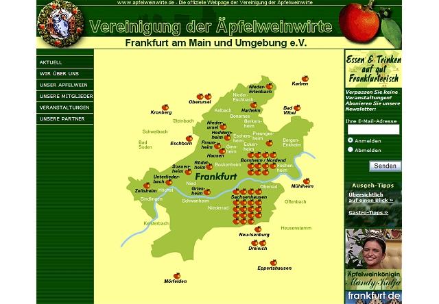 Apfelweinwirte Frankfurt