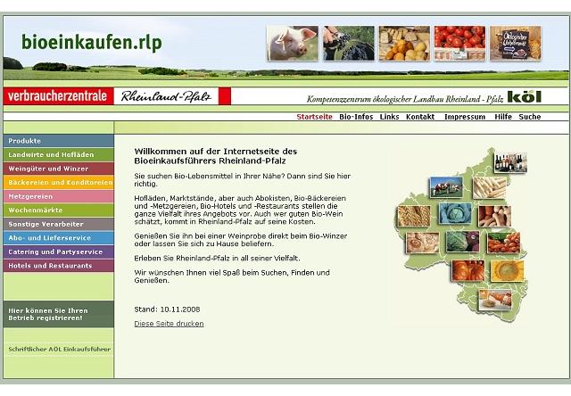 Bio Einkaufsführer RLP
