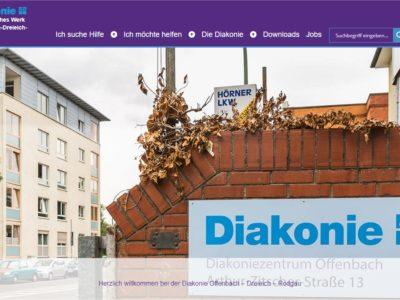 Relaunch der Diakonie Offenbach
