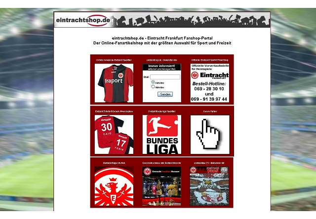 Eintrachtshop